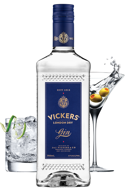 Vickers Gin